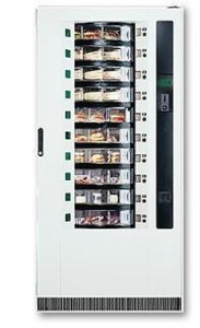 Automat De Vending Shopper Easy 5000 - Fas
