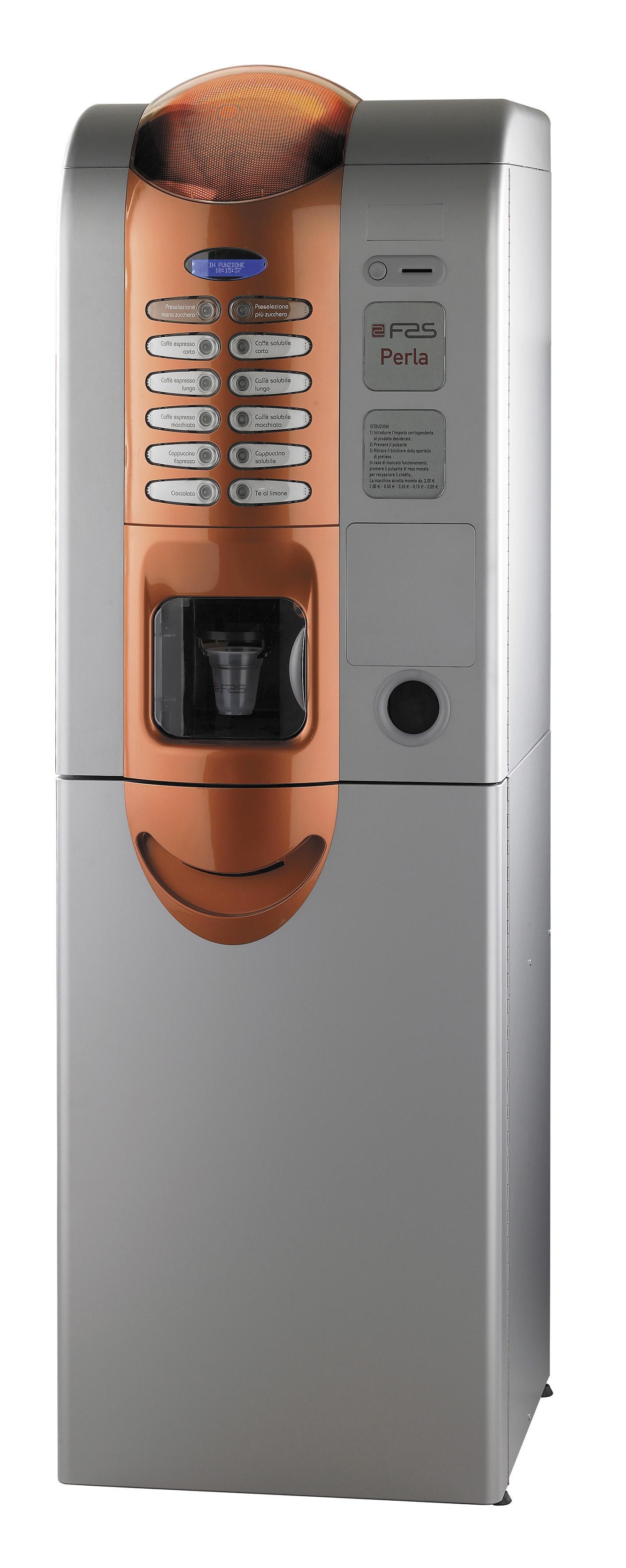 Automat de Cafea Perla - FAS
