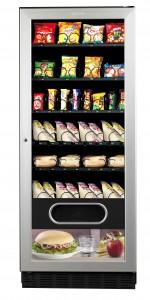 Automat de snacks-uri faster 900sa 1t - fas
